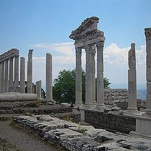 Bergama Akropol Ören Yeri